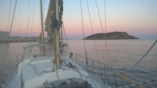 Sailboat AMEL EUROS 39 for hire
