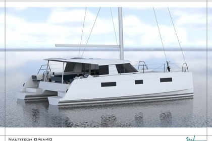 Location Catamaran NAUTITECH 40 OPEN Cienfuegos
