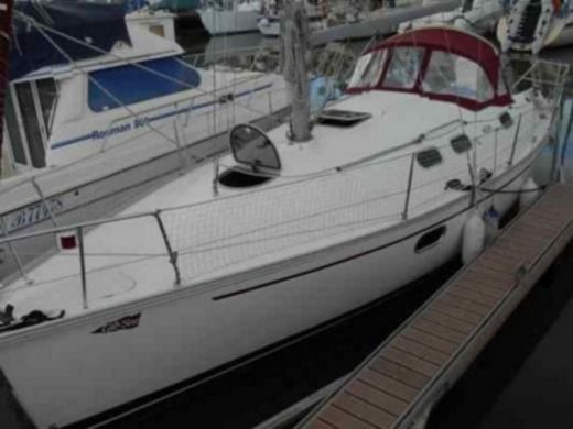 Sailboat Dufour Gib'sea 33 for hire