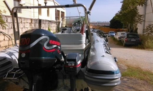 RIB Joker Boat 650 for hire