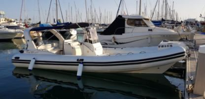 Rental RIB Nuova Jolly King 720 Extreme Alicante