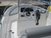 Motorboat Atlantic Marine Open 490 for hire