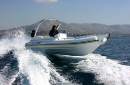 Charter RIB Johnson 140 Syvota