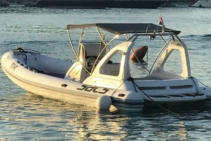 Hire RIB SACS 750 DREAM Hvar