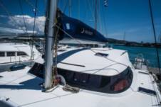 Catamaran Nautitech 40 for hire