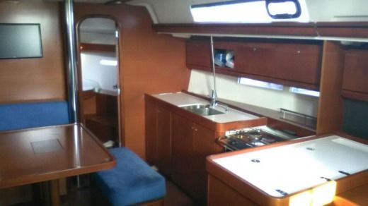 Dufour 405 Grand Large in Valencia zu vermieten