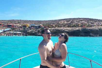 Hire Motorboat astra 21 Gozo Mgarr
