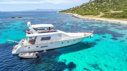 Аренда Custom Built Motor Yacht в Бодрум - Click&BoatЧастная аренда яхт с «Click&Boat»