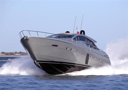 Rental Motorboat Pershing 72 Cogolin