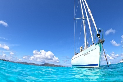 Rental Sailboat BENETEAU BENETEAU 50 San Blas Islands