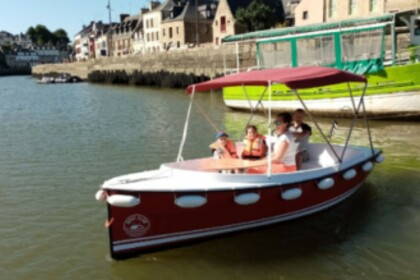 Rental Motorboat Ruban Bleu 4.75 Auray