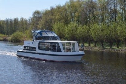 Location Péniche Safari Houseboat 1050 Drachten