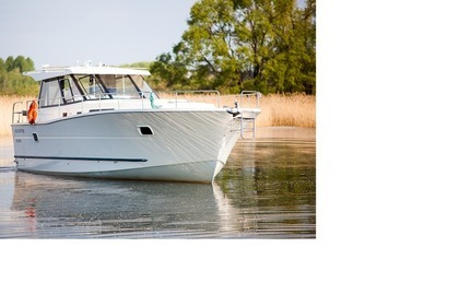 Hire Motorboat Nautika 1300 EXCLUSIVE Wilkasy