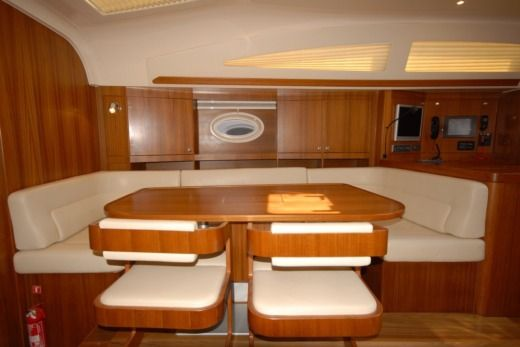 Sailboat Elan 514