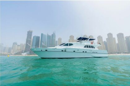 Hire Motor yacht Majesty 70ft Dubai