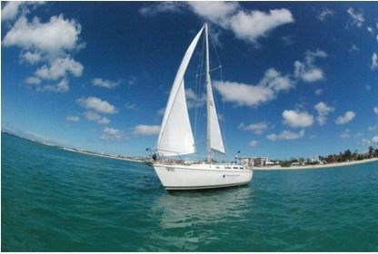 Rental Sailboat Catalina Yachts 36 Simpson Bay