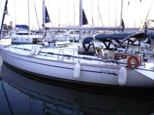 Bavaria 49 in Athens