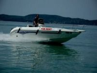 Motorboat Aquamar 630 for hire