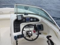 Sea Ray Sea Ray 210 Dc in Bol for rental