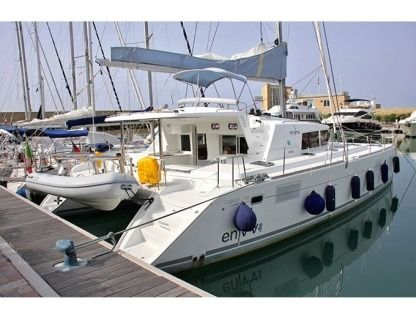 Location Catamaran Lagoon 440 San Vincenzo