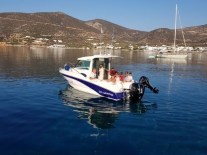 Charter Motorboat Olympic Boats Olympic 6.20 Platis Gialos