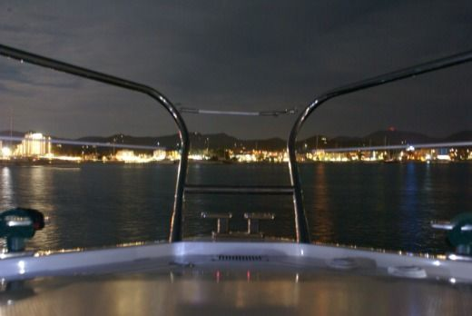 Motorboat SEALINE SC47 peer-to-peer