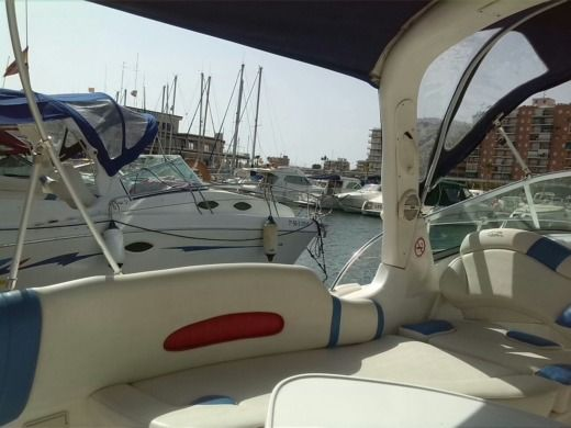 Lema Gold S in Santa Pola for hire