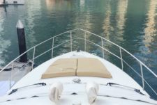 Motorboat Azimuth 52 Ft for rental