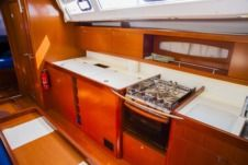 Sailboat Beneteau Oceanis Family 50