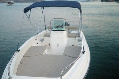 Hire Motorboat OLYMPIC SX Elounda