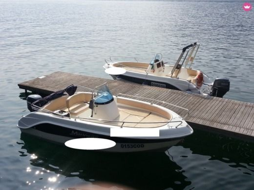 Motorboat Marinello Fisherman 17 for rental