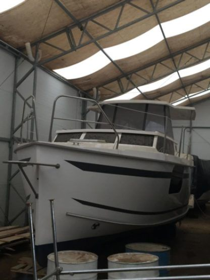 Charter Motorboat Calipso 750 Wilkasy