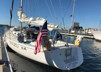 Rental Sailboat J Boats J130 Boston
