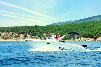 Hire Motorboat SAVER 750 WA Bibinje