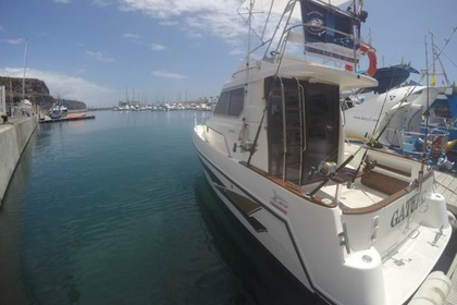 Hire Motorboat Astinor 8,40 Tazacorte