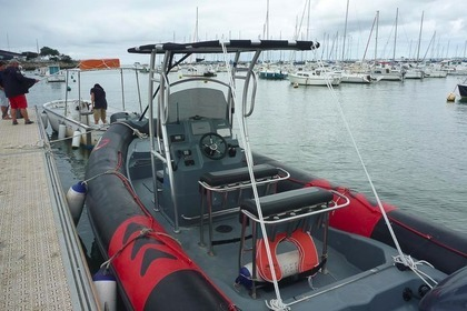Location Semi-rigide ZODIAC Pro 750 Pornichet