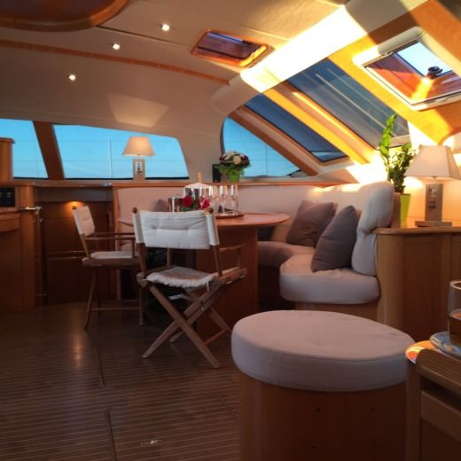 Catamaran Alliaura Marine Privilege 585 Easy Cruise de particuliers et professionnels