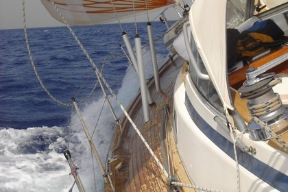 Rental Sailboat HALLBERG-RASSY 36 Naples
