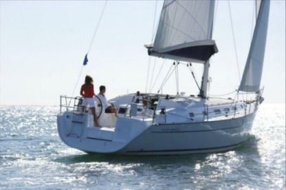 Rental Sailboat Cyclades 43 Puerto de la Duquesa