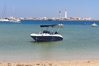 Hire Motorboat Rancraft RS Smart Cinque Faro