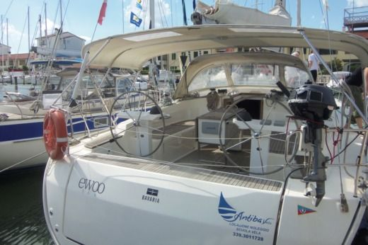 BAVARIA 45 Cruiser in Caorle for hire