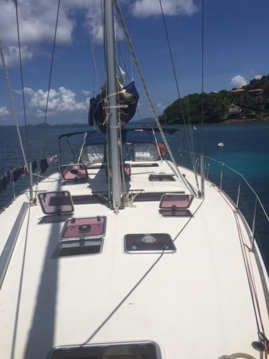 Dufour Dufour 525 Grand Large in Marigot peer-to-peer