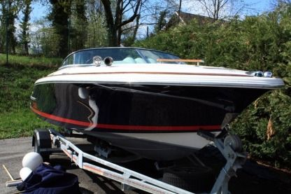 Rental Motorboat Chris Craft Speedster Aix-les-Bains