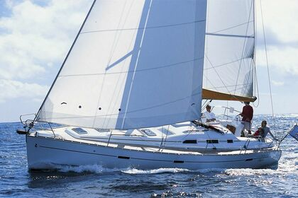 Rental Sailboat BENETEAU OCEANIS 393 Brest