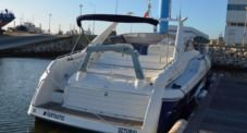 Motorboat Sunseeker Mustique 42 for hire
