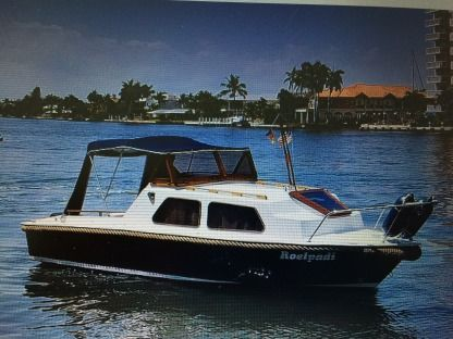 Rental Motorboat Motorboot Mit Charme Cruiser Fort Lauderdale