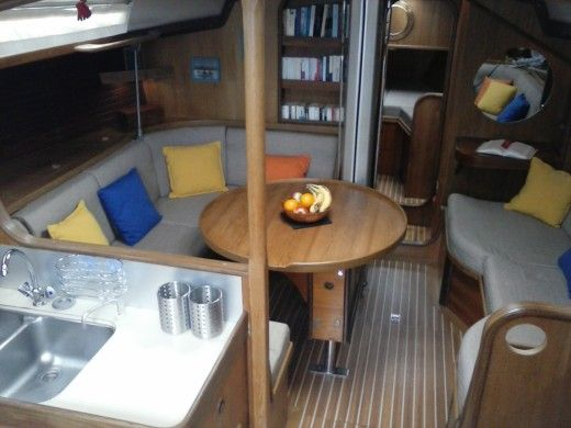 Sailboat BENETEAU First 456 peer-to-peer