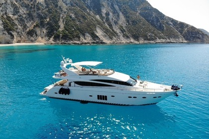 Hire Motor yacht Princess 85 Flybridge Patras