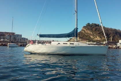 Location Voilier BENETEAU FIRST 40.7 Getaria