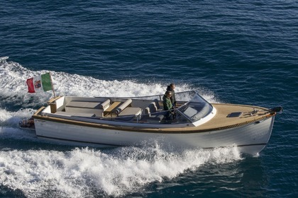Hire Motorboat Paraggina Tender Line Portofino